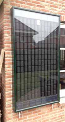 warmte panelen voor in huis